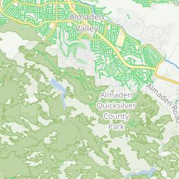 43 Almaden Quicksilver County Park · Ride with GPS