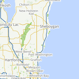 Madison to Milwaukee - A bike ride in Madison, Wisconsin on
