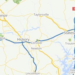 Beech Mountain Metric · Ride with GPS